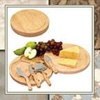 Посуда и наборы для сыра