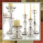 Подсвечники, канделябры, свечи