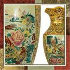 Восточные вазы