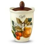 """Банка для кофе """"Итальянские фрукты"""""""