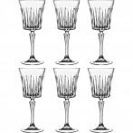 Набор бокалов для красного вина из 6 шт. для вина