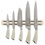 Набор ножей 6 пр.с магнитным держателем нерж.сталь (кор=6набор.)