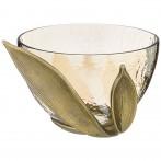 Чаша декоративная 30*27*20 см (кор=4шт.)