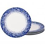 Набор тарелок десертных из 6 шт. диаметр=19 см. (кор=6набор.)