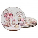 Набор десертных тарелок