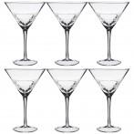 Набор бокалов для мартини из 6-ти шт.