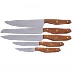 Набор ножей agness, 5 предметов (кор=12набор.)