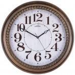 Часы настенные кварцевые диаметр 44,5 см диаметр циферблата 34,65 см (кор=8шт.)