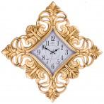 Часы настенные кварцевые 60,5*60,5 см размер циферблата 28,7*28,7 см (кор=6шт.)