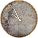 Часы настенные кварцевые 46*46*4,5 см. диаметр циферблата=43 см. (кор=4 шт.)