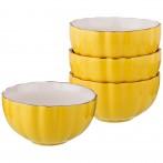 Набор салатников из 4 шт диаметр=15 см высота=7,5 см (кор=8набор.)