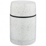 Термос agness с широким горлом и крышкой-чашкой, 500мл, колба нжс (кор=12шт.)