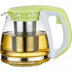 Чайник заварочный agness с фильтром 1400 мл. (кор=12шт.)
