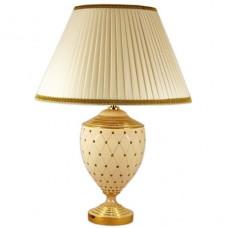 """Настольная лампа """"Murano Cream Gold"""""""