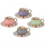 Чайный набор на 4 персоны 8 пр. lefard