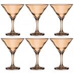 Набор 6 бокалов для мартини 190 мл