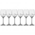 Набор бокалов для белого вина  из 6  штук