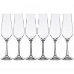 Набор бокалов для шампанского 170ml из 6 штук