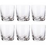 Набор стаканов для воды/виски из 6 штук