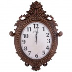 Часы настенные кварцевые 54*73 см размер циферблата 31,9*39,1 см