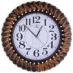 Часы настенные кварцевые диаметр 52 см диаметр циферблата 33 см