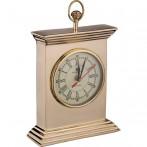 Часы настольные антик 16*5 см. высота=24 см.