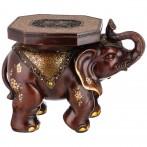 """Фигурка слон """"убережет от расточительства"""" высота=46см"""