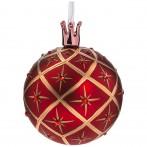 Шар подарочный диаметр=10 см. (мал=6шт./кор=36шт.)