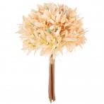 Букет искусственных цветов длина 31 см (мал.уп.=30 шт)
