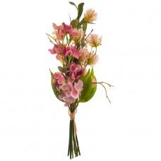 Букет искусственных цветов высота=50 см без упаковки (мал=12шт./кор=60шт.)