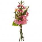Букет искусственных цветов высота=50 см без упаковки (мал=12шт./кор=48шт.)