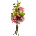 Букет искусственных цветов высота=40 см без упаковки (мал=24шт./кор=144шт.)