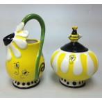 """Набор для сладкого чаепития """"Пчелка"""""""