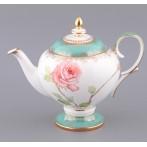 """Заварочный чайник """"Изумрудная роза"""""""