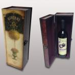 """Футляр для бутылки вина """"Giverny"""""""