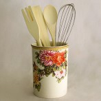 """Подставка под кухонные инструменты с приборами """"Японский сад"""""""