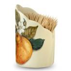 """Подставка для зубочисток """"Итальянские фрукты"""""""
