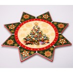 "Блюдо ""Christmas Collection"" (елка)"