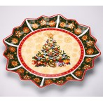 """Блюдо """"Christmas Collection"""" (праздничная елка)"""