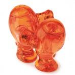 Набор соль/перец STEP N PEP Koziol, оранжевый/прозрачный