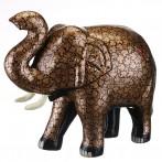 """Фигурка """"слоник"""" высота=25 см.длина=30 см"""
