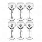 Набор бокалов для вина 6 штук