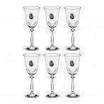 """Набор бокалов для вина """"Мерелин"""" 6 штук"""