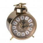 Часы настольные диаметр=11 см.