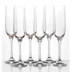 """Набор бокалов для шампанского """"Виола"""" 6 штук"""