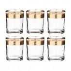 """Набор стаканов для воды """"Истамбул Греция"""" 6 штук"""