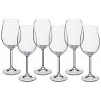 "Набор бокалов для вина из 6 шт. ""гастро"" 350 мл."