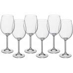 "Набор бокалов для вина из 6 шт. ""гастро"" 450 мл."