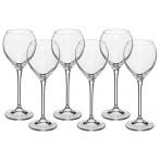 """Набор бокалов для вина из 6 шт. """"сесилия"""" 240 мл."""