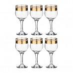 "Набор бокалов для красного вина ""Греция Тулип"" 6 штук"